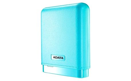Power Bank ADATA PV150 10000mAh (APV150-10000M-5V-CBL) modrá