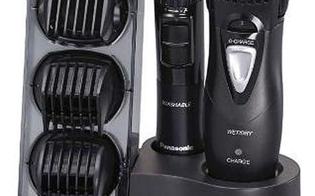 Elektrický holicí strojek Panasonic ERGY10CM504 Wet+Dry 240 V Černý