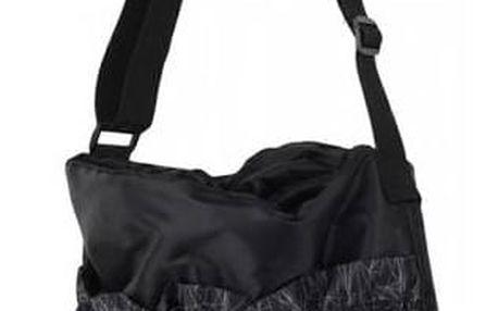 Taška přes rameno Loap DAWN black/glacier gray černé/šedé + Doprava zdarma