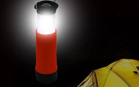 Kempingová LED Svítilna