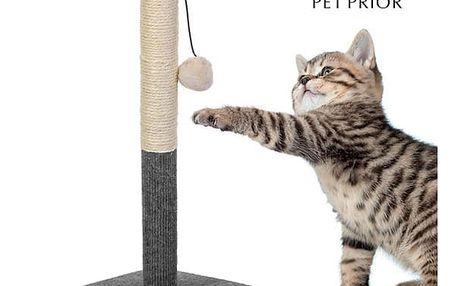 Kočičí Škrabadlo s Míčkem Pet Prior