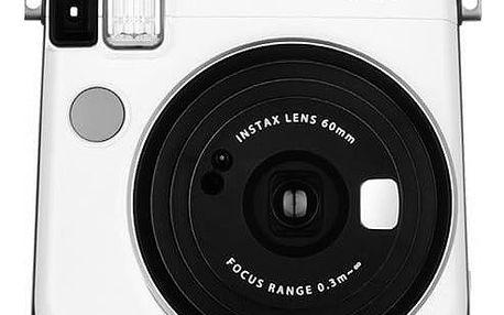 Digitální fotoaparát Fuji Instax mini 70 bílý