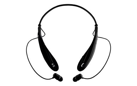 Bluetooth sluchátka s mikrofonem LG Tone Ultra HBS-800 Černý