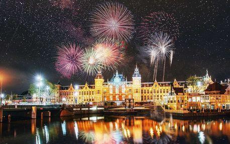 Silvestr v Paříži, Benátkách nebo Amsterdamu + láhev sektu zdarma