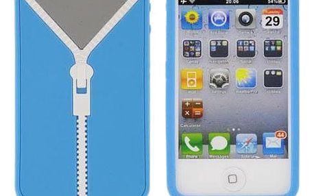Zip silikonové pouzdro na iPhone