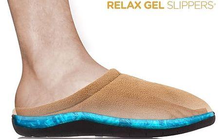 Relaxační Gelové Pantofle