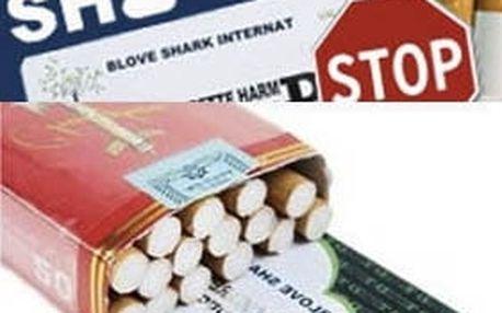 Blove Shark Karta Omezující Vedlejší Účinky Kouření
