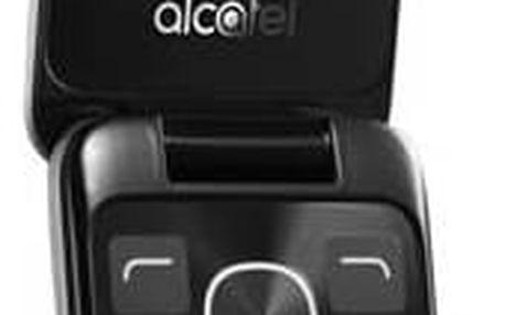 Mobilní telefon ALCATEL 2051D-3AALCZ1 (2051D-3AALCZ1) stříbrný