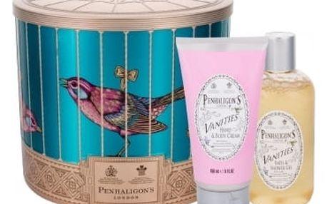Penhaligon´s Vanities dárková kazeta pro ženy sprchový gel 300 ml + tělový krém 150 ml