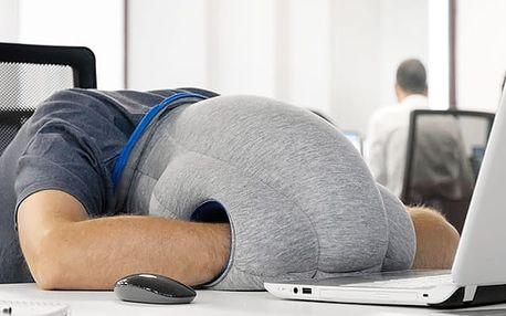 Pštrosí Polštář Zap Nap Alien Pillow