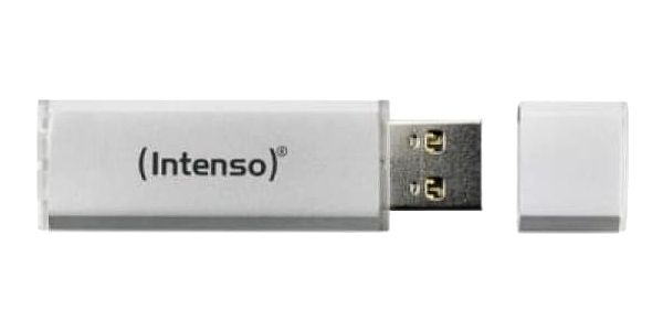USB flash disk INTENSO 3531470 USB 3.0 16 GB Bílý