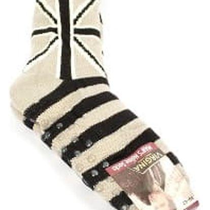Pánské vyteplené ponožky black ENGLAND