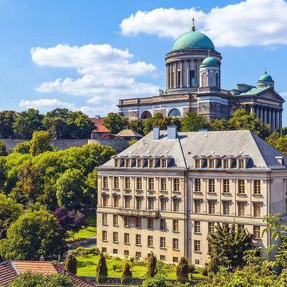 Wellness pobyt až na 4 dny 40 km od Budapešti