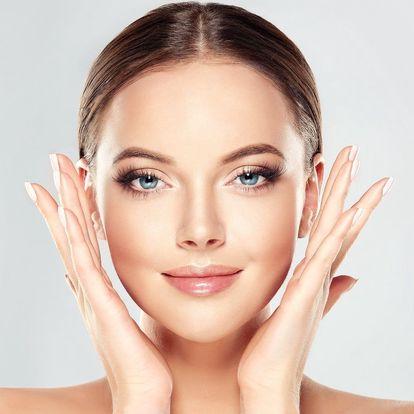 Relaxační kosmetické ošetření pleti v délce 70 minut