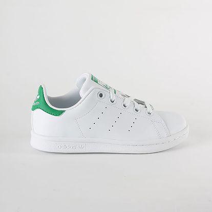 Boty adidas Originals STAN SMITH C Bílá