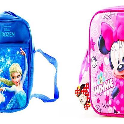 Tašky či kabelky pro děti s Minnie Mouse nebo hrdiny z Ledového království