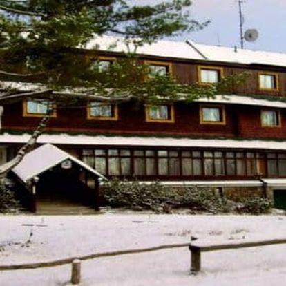 Hotel Maxov*** - Vánoce nebo wellness pobyt v Jizerských horách!