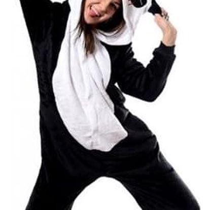 Originální overal Kigurumi - Panda