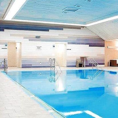 2 nebo 3denní wellness pobyt s polopenzí v hotelu Orlík**** ve středních Čechách pro 2