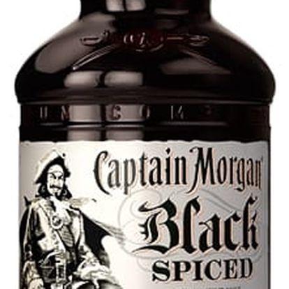 Captain Morgan Black Spiced 0,7 40%