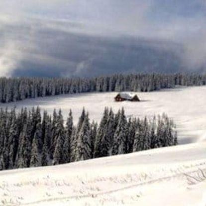 Malá Rennerovka s polopenzí a saunou - Vánoční nebo zimní pobyt v Krkonoších