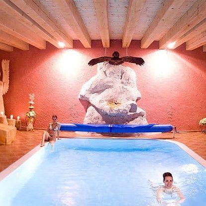3denní wellness pobyt s polopenzí pro dva ve Spa resortu Bahenec v Beskydech
