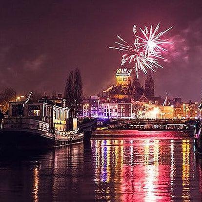 3denní silvestrovský zájezd pro 1 do Amsterdamu s prohlídkou města