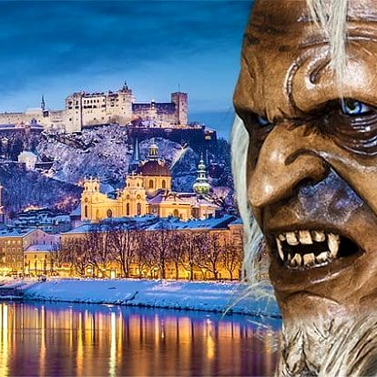 2denní zájezd pro 1 do adventního Salcburku s návštěvou průvodu čertů