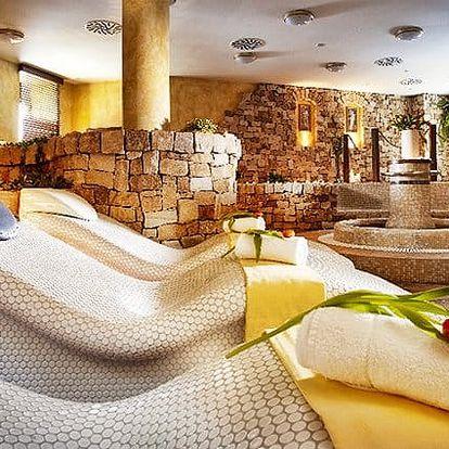 3 až 8denní wellness pobyt pro 2 osoby ve SPA Hotelu Bílý Hořec*** v Harrachově