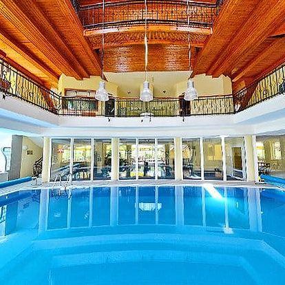 3 až 6denní wellness pobyt pro 2 s relaxem i sportem v penzionu Eland u Vysokých Tater