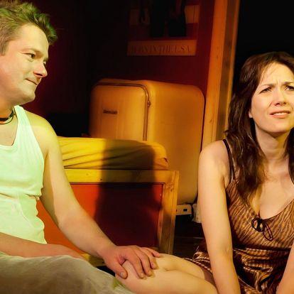 Vstupenky na divadelní komedii Frankie & Johnny