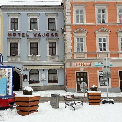 Jižní Čechy: 3-6 dní pro dva se snídaněmi + dítě do 10 let zdarma