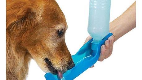 Cestovní láhev pro psy - dodání do 2 dnů