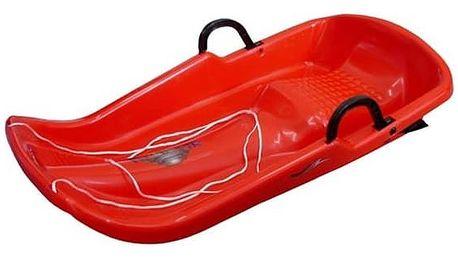 Boby Acra Twister plastové červené