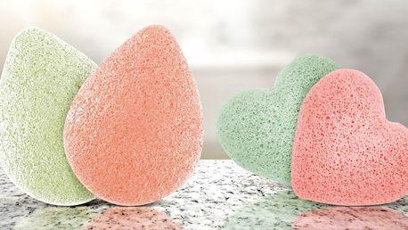 Konjaková houba: skvělý pomocník na čištění pleti