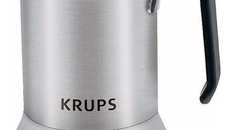 Automatický pěnič mléka Krups XL20004E hliník + DOPRAVA ZDARMA