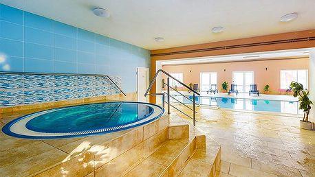 3–5denní wellness pobyt v hotelu Filipov v Bílých Karpatech pro 2 osoby