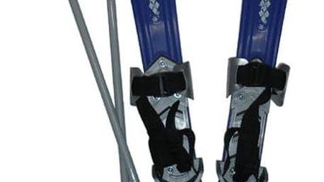 CorbySport Plastkon 32709 Lyže dětské 70cm - modré