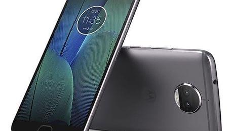 Mobilní telefon Motorola Moto G5s Plus Dual SIM (PA6V0096CZ) šedý Software F-Secure SAFE 6 měsíců pro 3 zařízení v hodnotě 999 Kč + DOPRAVA ZDARMA
