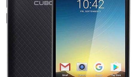 Mobilní telefon CUBOT Manito (MTOSCTMANI050) černý Software F-Secure SAFE 6 měsíců pro 3 zařízení (zdarma) + Doprava zdarma