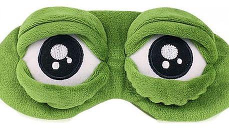 Maska na spaní Žába