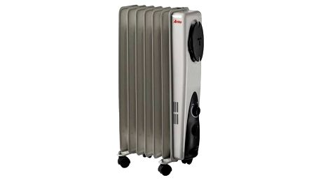 Olejový radiátor Ardes 471 bílý + Doprava zdarma