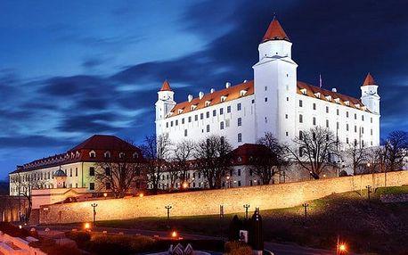 Celodenní adventní zájezd pro 1 do Bratislavy i s prohlídkou města
