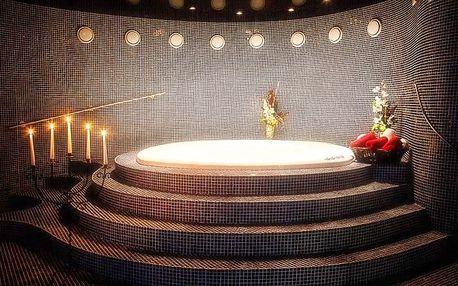 2denní luxusní wellness pobyt i s polopenzí pro 2 v Golf Hotelu Morris v Mariánkách
