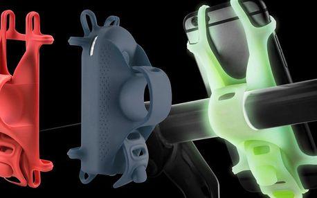 Silikonové držáky na telefon na kolo značky BONE