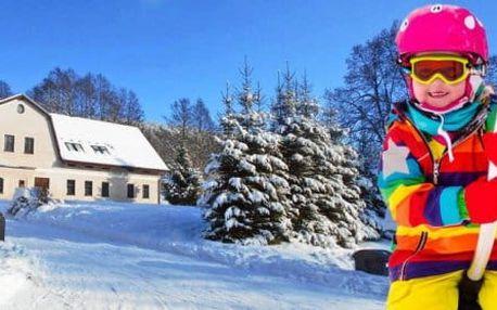 Hotel Vápenka Krkonoše - Vánoce nebo zimní wellness pobyt s polopenzí