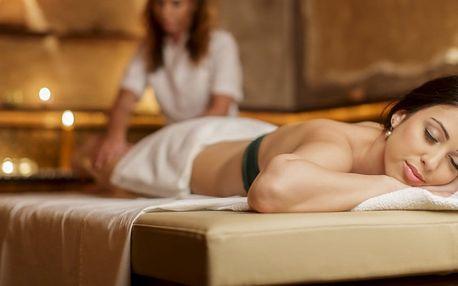 70 minut relaxu: Voňavé exotické masáže