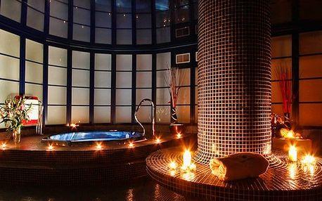 3denní léčebný wellness pobyt s polopenzí pro 2 v hotelu Morris**** v České Lípě