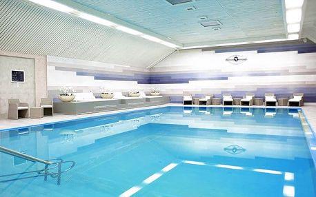 2–3denní wellness pobyt pro 2 u hotelu Orlík**** ve středních Čechách