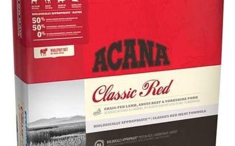 Granule Acana Dog Classic Red 17 kg + Doprava zdarma